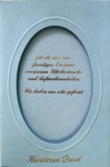 Billette Baby Geburtsanzeige