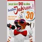 Billette Geburtstag 30Jahre