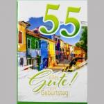 Billette Geburtstag 55Jahre