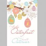 Ostern Billette+Karten