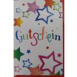 Weihnachten Billette Gutschein