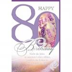 Billette Geburtstag 80Jahre