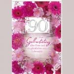 Billette Geburtstag 90Jahre