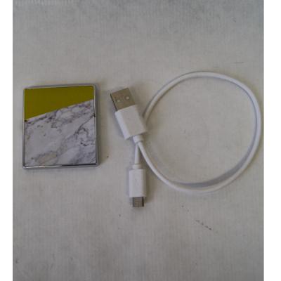 FZ SM USB Marble kiwi m.Kabel 4,5x5x0,5cm