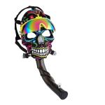 Bong Maske Acryl bunt