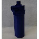Pfeife Batteriebetrieben 13cm blau