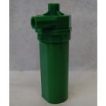 Pfeife Batteriebetrieben 13cm grün
