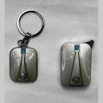 FZ elektr.Vespa mit Schlüsselanh. grün