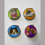 FZ elektronik Hunde rund