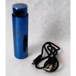 FZ 4ARC Elektro USB Lipstick Ice Blau