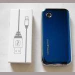 FZ SM Turbo  USB blau