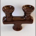 Wasserpfeifenkopf Keramik 3.5cm