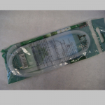 Schlauch f. WP Plastik klar/grün 1,2m