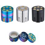 Grinder Metall Color Ring 43mm 4tlg