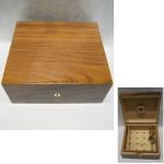 Humidor f.90 Zigarren Palisander 31x24,5cm