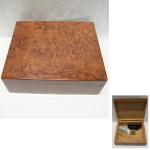 Humidor Bubinga m.S. f. 75 Zigarren 30x25cm