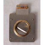 Zig.Abschneider Chrom Gold Bicolor 2cm