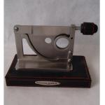 Zig.Abschneider Tisch Silver Match 2cm/1cm