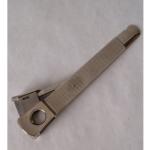 Zig.Abschneider Palisander chrom 1,5cm
