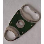 Zig.Abschneider grün/chrom 2cm
