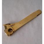 Zig.Abschneider vergoldet 1,5/1cm