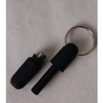 Zig.Bohrer schwarz/Schlüsselanh. 7mm