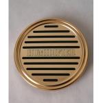 Humidiffer gold Rund 7cm