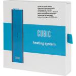 E-Zigarette Cubic blau 940mAh Passendes Zubehör: Heizplatte 26-00234