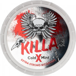 Lutschsäckchen mit Nikotin Killa Extreme 10g ab 18Jahre, 16mg