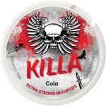Lutschsäckchen mit Nikotin Killa Cola 10g ab 18Jahre