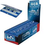 Zig.Papier OCB blau 100Blatt Gummi