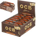 OCB Unbleached Rolls Slim