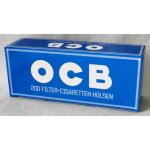 Zig. Hülsen OCB blau KS 200er