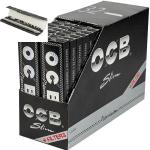 OCB schwarz lang mit Filtertips