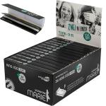 Marie schwarz lang mit Filtertips