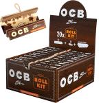 OCB Unbleached Roll Kit