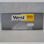 Zig.Hülsen West Silver KS 200er