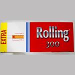 Zig. Hülsen Rolling KS langer Filter 300er