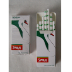 Filter Tips Swan Extra-Slim Menthol 5,3mm 120stk.