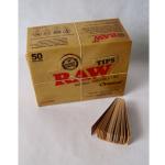 Filtertips Raw Natural