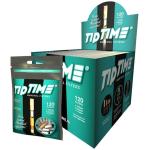 Filter Tip Time Menthol 120er +4Halterungen +1Adapter für Slim Zigaretten