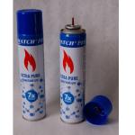 Gas Silver Match Premium 300ml 7-fach gereinigt