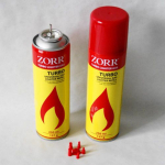 Gas Zorr 250ml Metallspitze