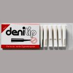 Zig.Spitz Denicotea Denitip weiss 5cm