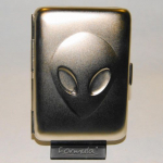 Zig.Etui metall Alien 12er G.