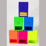 Zig. Box Click Neon Fenster 20er