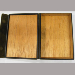 Cigarrenbox Leder 24x15cm 12er