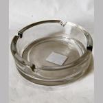 Ascher Glas 4 Ablagen 11cm rund