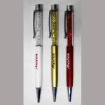 Kugelschreiber Austria Glitzer
