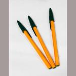 Kugelschreiber Bic Fine grün